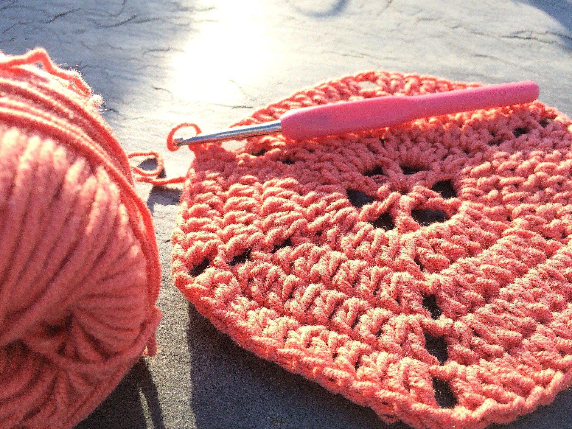 Crochet for Beginners 'Zoom' Online Class