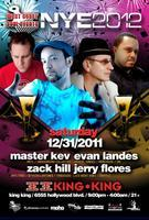 12/31 WCS Events NYE 2012 - With MASTER KEV, EVAN...