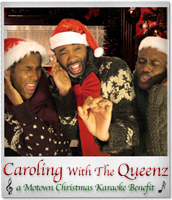 Caroling with the Queenz: a Motown Christmas Karaoke...