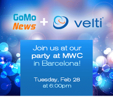 GoMo News Blender sponsored by Velti and Diffusion PR