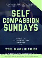 Self Compassion Sundays