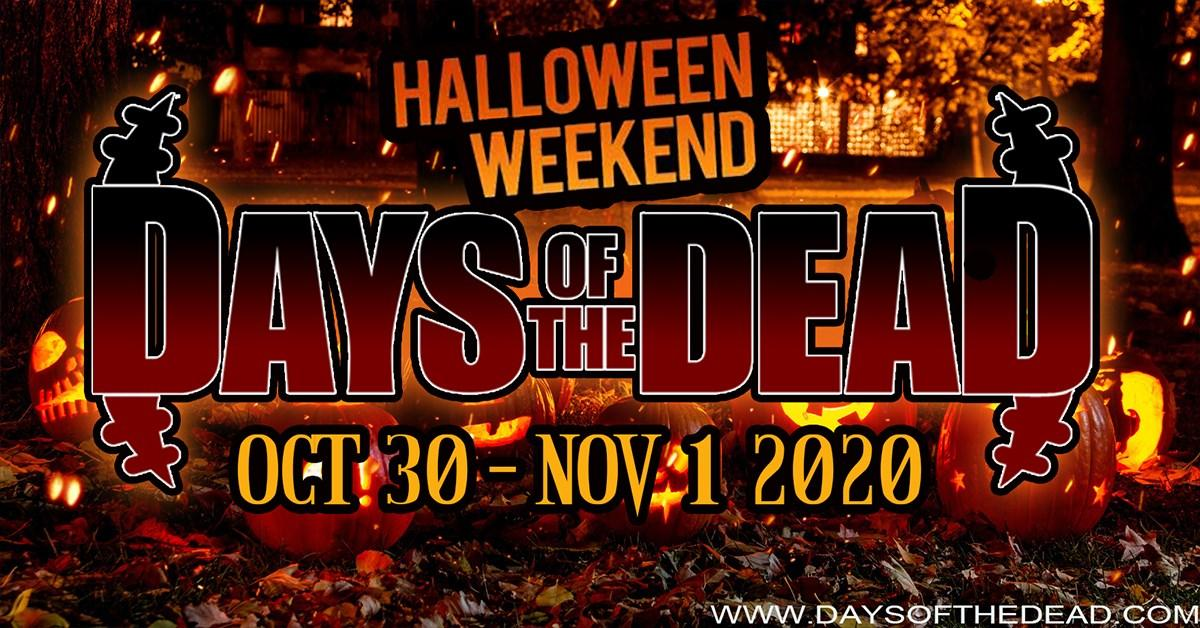 Indianapolis Halloween 2020 Days Of The Dead   Indianapolis Halloween 2020   30 OCT 2020