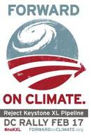 Forward on Climate Feb 17: Charlotte Bus to DC