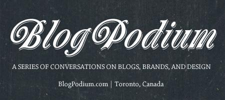 IDS 2012 presents BlogPodium: BLOGS + MEDIA