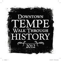 Downtown Tempe Walk Through History