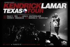 KENDRICK LAMAR : LIVE IN DALLAS : JAN 19 2012