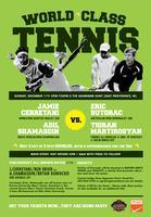 World Class Tennis at The Agawam Hunt -