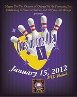 QUES AT THE ALLEY V