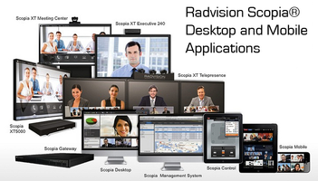 Video Everywhere - Experience Radvision Scopia on...