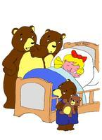 Byley Players Present Goldilocks And The Three Bears -...