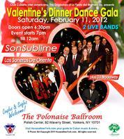 VALENTINE'S DINNER DANCE GALA
