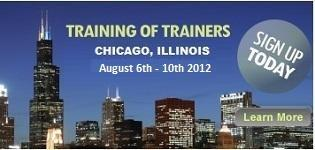 Training of Trainers, Chicago, 2012