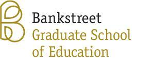 Bank Street College Graduate School of Education Langua...