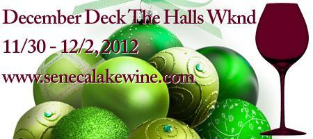 DTHD_SEN, Dec. Deck The Halls Wknd, Start at Seneca...
