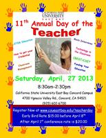 "11th Annual Day of The Teacher ""Learn Today - Lead..."