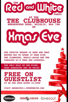Christmas Eve Red & White Party at The Clubhouse