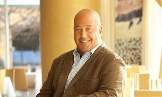 Andrew Zimmern Pops Up at Royal/T