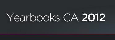 Yearbooks CA 2012