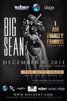 BIG SEAN @ The Ritz Ybor(I Am Finally Famous Tour) 12/8