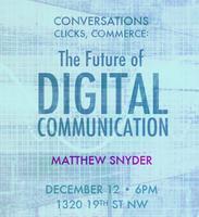 "Matthew Snyder: ""Conversations, Clicks,  Commerce -..."