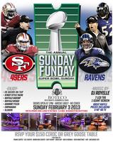 "SUPER BOWL ""Sunday Funday"" Party at Boteco Bar &..."