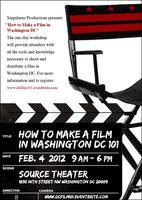 How to Make a Film in Washington DC 101