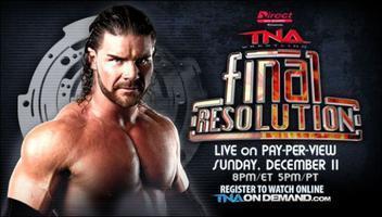 "TNA Wrestling Presents ""Final Resolution"""