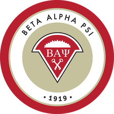 Beta Alpha Psi - Theta Omicron Chapter logo