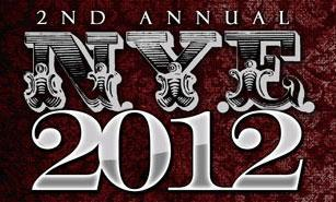 2nd Annual N.Y.E. 2012 Black & White Masquerade Ball...