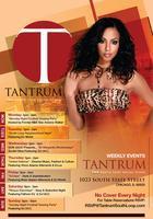 Tantrum Weekly Events