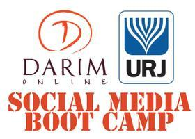Social Media Boot Camp for Reform Congregations