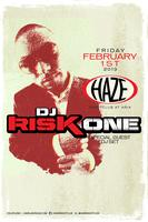 DJ Risk One Guest DJ Set at HAZE Nightclub