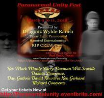 Texas Paranormal Unity Fest 2012