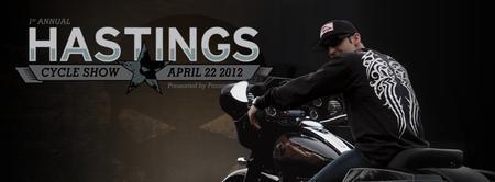 1st Annual Hastings Motorcycle Swap Meet at Barry...