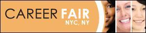 New York City Career Fair - CANCELLED