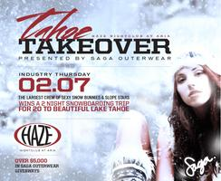 Tahoe Takeover at HAZE Nightclub