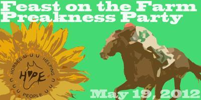 Feast on the Farm Preakness Party