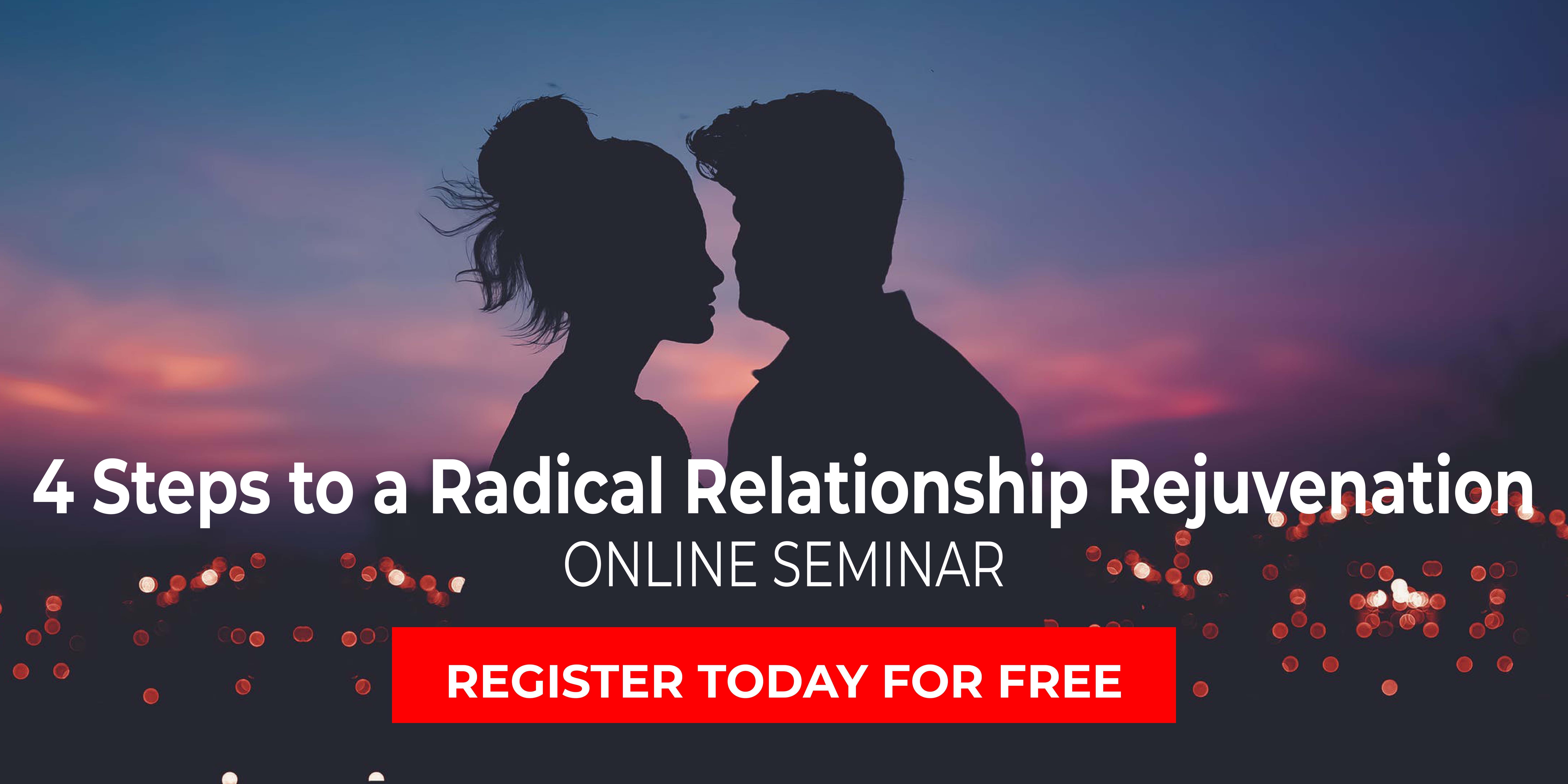 The 4 Steps to a Radical Relationship Rejuvenation-BE