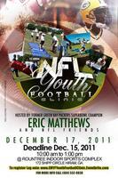 Eric Matthews NFL Youth Football Clinic Sponsored by...