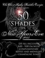 50 Shades of New Year's Eve 2013 Bar Crawl