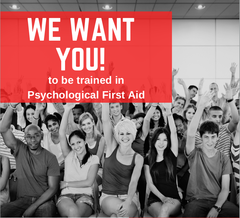 Psychological First Aid Training - Australian Red Cross