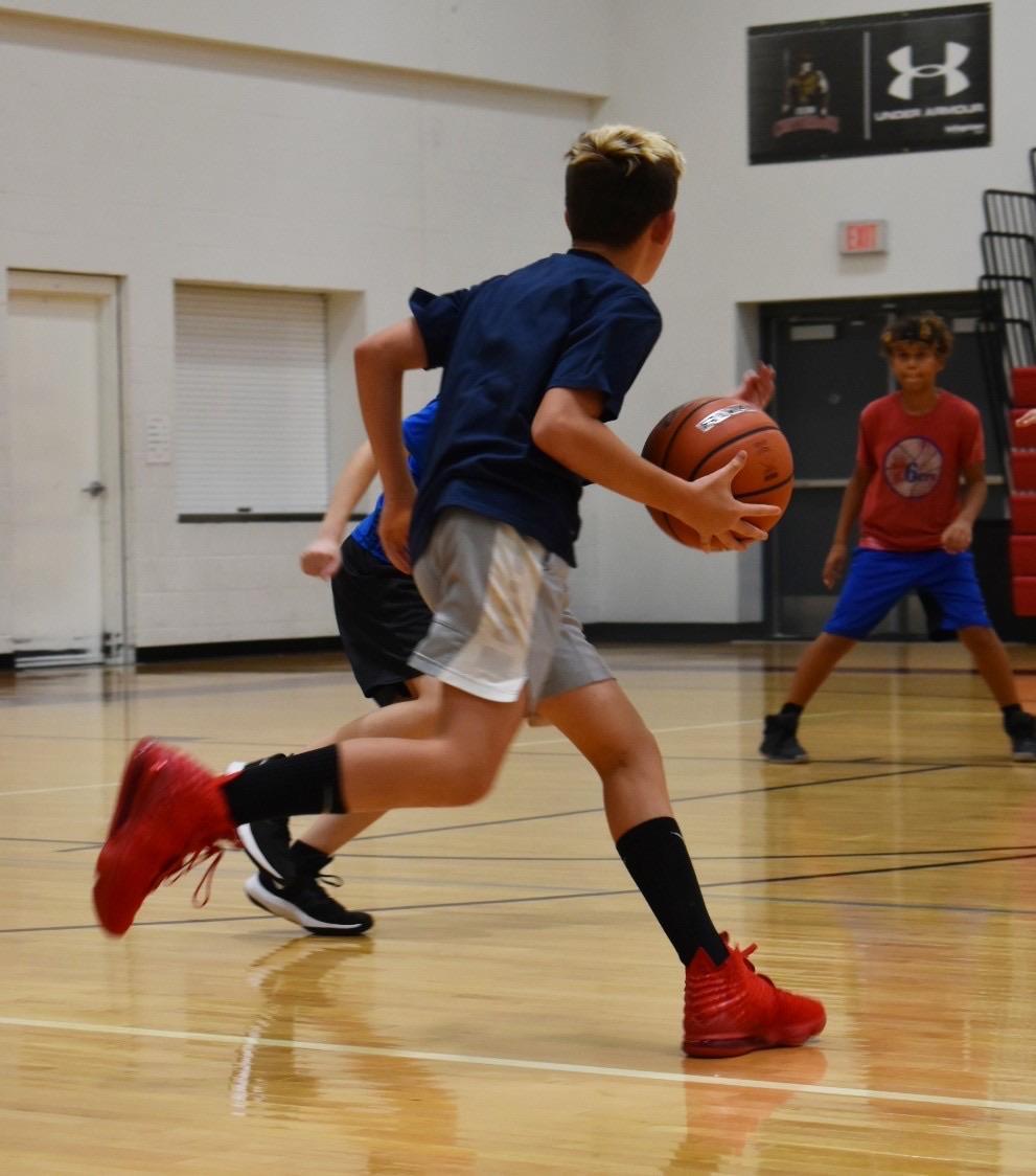 Arcadia Basketball Camp