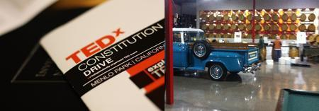 TEDxConstitutionDrive 2013 (Menlo Park, CA)