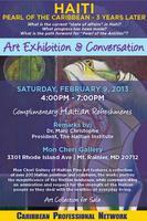 Haiti - Pearl of the Caribbean: 3 Years Later - Art...