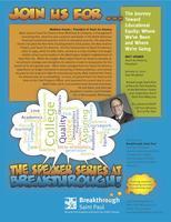 Breakthrough Breakfast Speaker Series:The Journey...