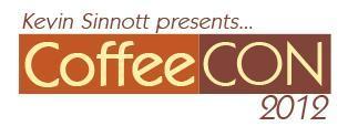 CoffeeCON 2012