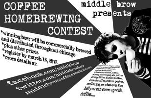 Middle Brow - Coffee Homebrewing Contest