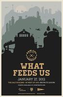 Rain City Chronicles - What Feeds Us
