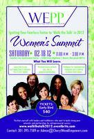 WEPP Women's Summit: Igniting Your Fearless Factor to...