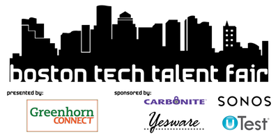 Boston Startup Tech Talent Fair - Student Registration
